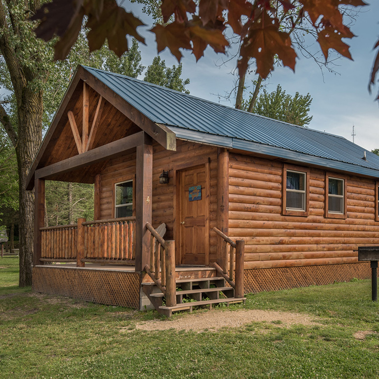 Wisconsin Camping with Cabins